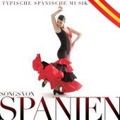 Typische spanische Musik. Songs von Spanien by Various Artists