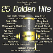 25 Golden Hits from the 40's - 50's vol. 2 by Various Artists