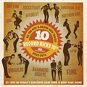 Record Kicks 10th by Various Artists