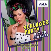 Schlagerparty mit 20 Schlagern, Vol. 6 by Various Artists