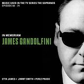Music used in the TV Series The Sopranos - In Memoriam James Gandolfini (Episode 60 - 74) de Various Artists