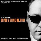 Music used in the TV Series The Sopranos - In Memoriam James Gandolfini (Episode 74 - 83) de Various Artists