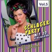 Schlagerparty mit 20 Schlagern, Vol. 5 by Various Artists