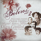 Boleros Vol. 2 by Various Artists