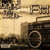 Hood'g'fam Fm by Various Artists
