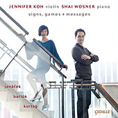Signs, Games + Messages de Jennifer Koh