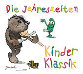 Kinder Klassik - Die Jahreszeiten von Various Artists