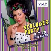 Schlagerparty mit 20 Schlagern, Vol. 2 by Various Artists