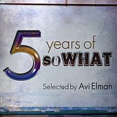 5 years of SoWHAT - Selected By Avi Elman by Various Artists
