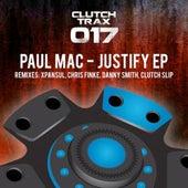 Justify - Single von Paul Mac