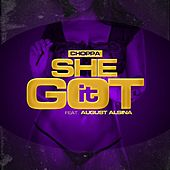 She Got It (feat. August Alsina) di Choppa