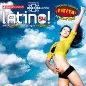 Latino 54 - Salsa Bachata Merengue Reggaeton (Compilation Ufficiale Fiesta Festival Roma) von Various Artists