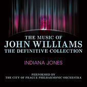 John Williams: The Definitive Collection Volume 2 - Indiana Jones by City of Prague Philharmonic