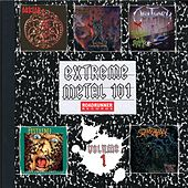 Extreme Metal 101 (Vol. 1) by Various Artists