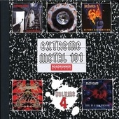 Extreme Metal 101 (Vol. 4) de Various Artists
