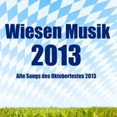 Wiesen Musik 2013 - Alle Songs des Oktoberfestes 2013 de Various Artists