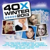 40X Winter 2013 van Various Artists