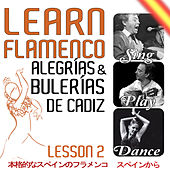 Learn Flamenco. Sing, Play And Dance Alegrías And Bulerias de Cádiz. Lesson 2 di Pedro Sierra