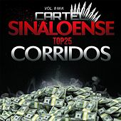 Vol. 8 M|a Cartel Sinaloense Top 25 Corridos by Various Artists
