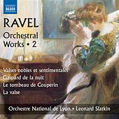 Ravel: Orchestral Works, Vol. 2 by Lyon National Orchestra