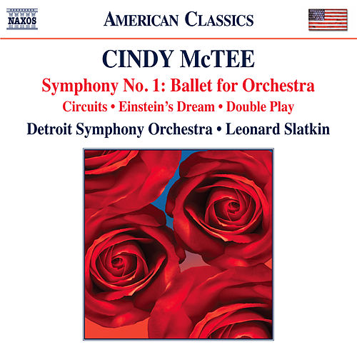 McTee: Symphony No. 1, Circuits, Einstein's Dream & Double Play by Detroit Symphony Orchestra