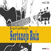 Sertanejo Raiz, Vol.34 von Various Artists