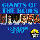Giants of the Blues by Various Artists