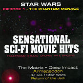Sensational Sci-Fi Movie Hits by The HollyWood Studio Orchestra And Singers