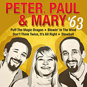 Peter, Paul & Mary '63 de Peter, Paul and Mary