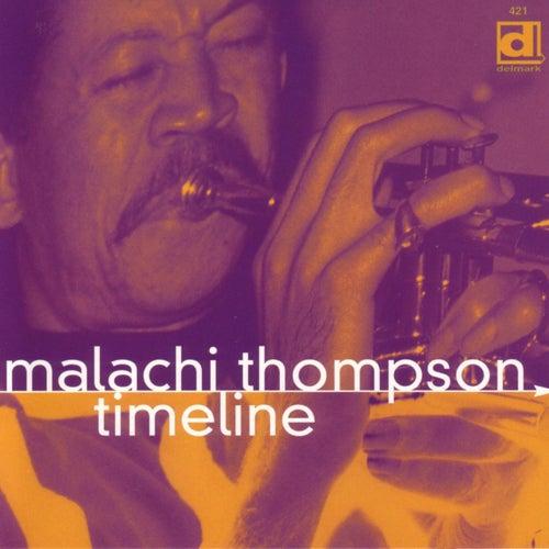 Timeline by Malachi Thompson
