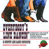 Everybody's Line Dancin' by Nashville Session Singers
