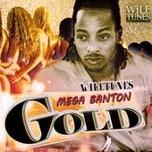 Gold - Single by Mega Banton
