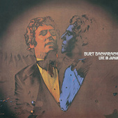 Live In Japan de Burt Bacharach