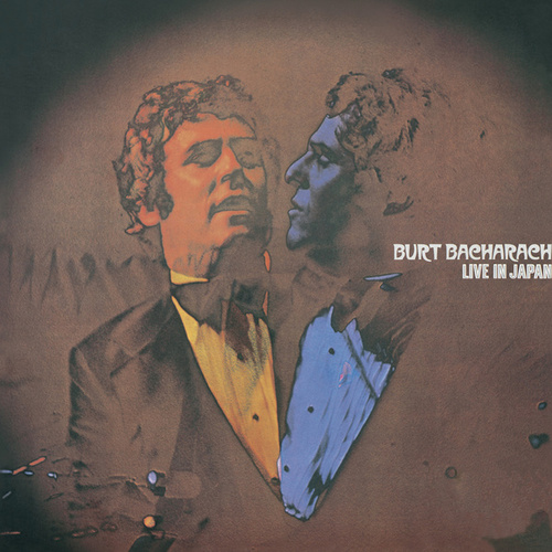 Live In Japan by Burt Bacharach