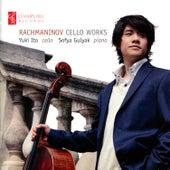 Rachmaninov: Cello Works by Sofya Gulyak