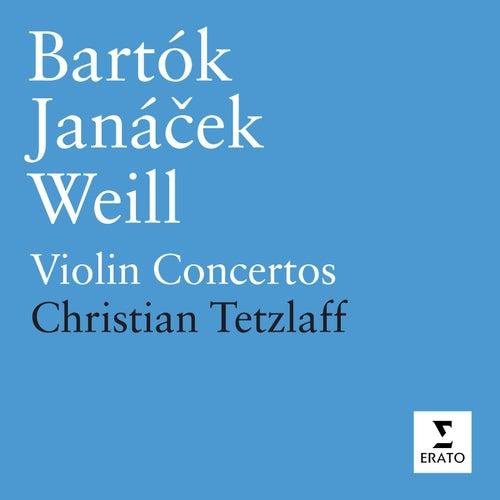 Violin Works by Christian Tetzlaff
