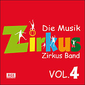 Die Musik Zirkus Vol. 4 de Circus Band