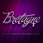 Musique de nos régions: Bretagne (50 musiques traditionnelles du folklore breton) by Various Artists