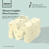 Mozart: Complete Horn Concertos von Richard Montgomery