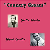 Country Greats de Hank Locklin