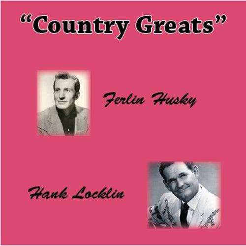 Country Greats by Hank Locklin