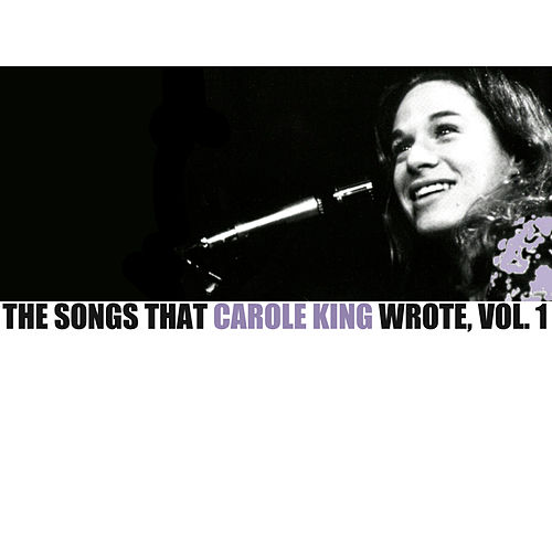 The Songs That Carole King Wrote, Vol. 1 de Various Artists