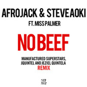 No Beef (feat. Miss Palmer) by Afrojack