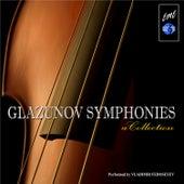 Glazunov Symphonies: A Collection de Vladimir Fedoseyev