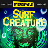 Weirdsville - The Surf Creature de Various Artists