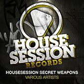Housesession Secret Weapons by Various Artists