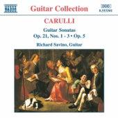 Guitar Sonatas Opp. 5 & 21, Nos. 1-3 by Ferdinando Carulli