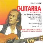 Grandes de Guitarra de Various Artists