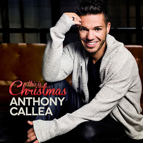 This Is Christmas de Anthony Callea