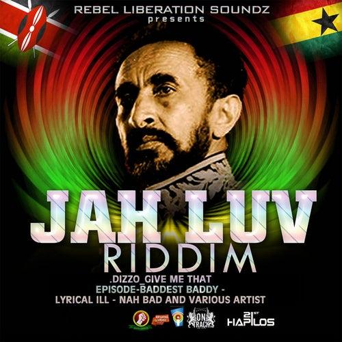 Jah Luv Riddm by Various Artists